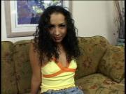 Hot sexy bitch gets ass banged