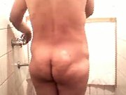 Hidden Camera In The Shower To a Mature 2