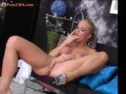 Silvia Saint masturbates with her new vibrator