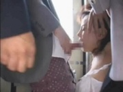 Girl gangbanged on a crowded Train Part 1