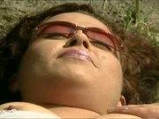 Nana e Vanessa - Home alone. (Hot Portuguese lesbian scene)