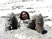 Violet - Rubbing In Mud