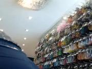 vendedora gostosa de leg