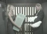 Fucking a Blonde while doing Laundry...Perfect way to not make that chore dull!!