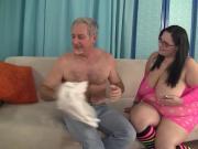 Horny milf Lyla Everwett takes a fat cock in her twat