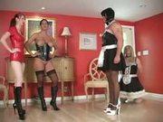 CD - Cum Loving Sissy Maid - Kendra&Megan