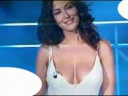 Sabrina Ferilli - Scollatura Assurda