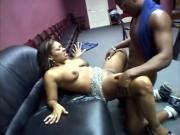 Nice ebony lover amazing woman