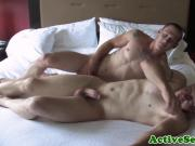 Army amateur assfucking doggystyle with hunk