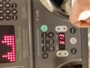 Treadmill booty slomo