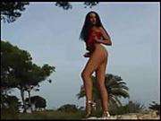Exotic Angelina poses FM14