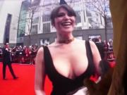 Masturbating for horny Gemma Arterton