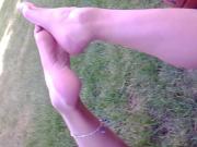 my gf's feet