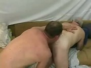 Gay - Older Men - Sergio Puts Out2