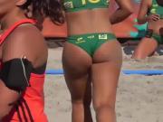 Beach Handball is a perfect sport to fap