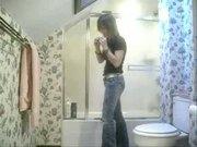 Damn !! My sister found hidden cam in bathroom !