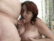 Chubby Fugly Gummy Blowjob Fuck and Cum