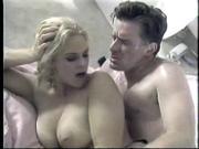 A blond & Kyle Stone