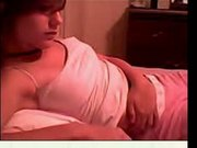 18yo Cutie On Cam Plays With Self
