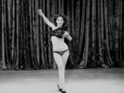 Vintage - Striptease Girl 1952