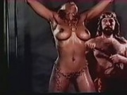 Maledom Big Tits Black Woman Gets Whipped
