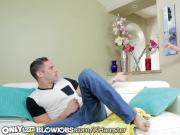 OnlyTeenBlowjobs Step-brother Caught By Teen stepsis
