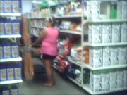 Watching Mature Women in Walmart