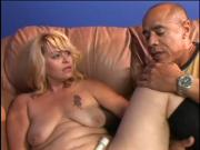 Mature McCoy's Hairy Cunt Fucked