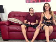 Livechat lingerie beauty Dillion Harper fucks