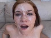 Allie Sin facials