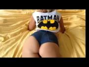 Bat Girl 1