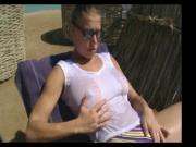 Ilse on the beach episode 1 of 2