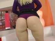 Teddi Holland's Big Booty Shakes As She Fucks