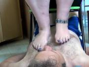 BBW Foot Smother rough feet
