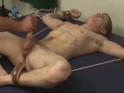 Gay - Dave's Cock and Ball Tickling - The Milking