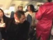 Flight 69 Anal Attendant