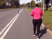 plump rump jog
