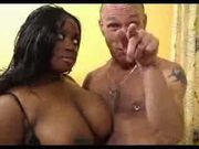 British Ebony BBW Zena