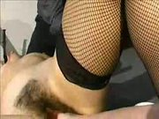 French MILF Pussy Abuse & Whipping