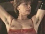 MARION from hairy Germany with unshaven Armpits 02