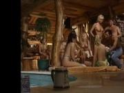 Sauna Group Sex