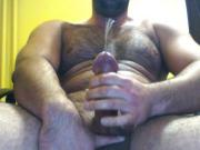 MASSIVE CUM SPRAY BIG DICK