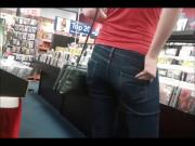 Candid Public Women in Tight Jeans - Episode 2