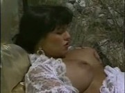 Hyapatia Lee fucks on outdoor bed