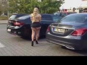 20 Berlin Venus Messegaellande - in the Car whit Malene.