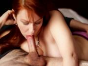 Exotic Times Erotic Fellatio Redhead