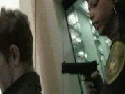 LEOPORNO Black Tanny Cop Big Cock Punishing Guy XXX
