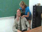 2 Teacher fuking in the classroom