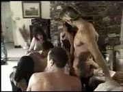 Shemale Orgy with Olivia Love, Vanity, Brandy etc