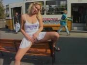 Carol piss in public 1
